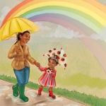 Rainbowinthesky