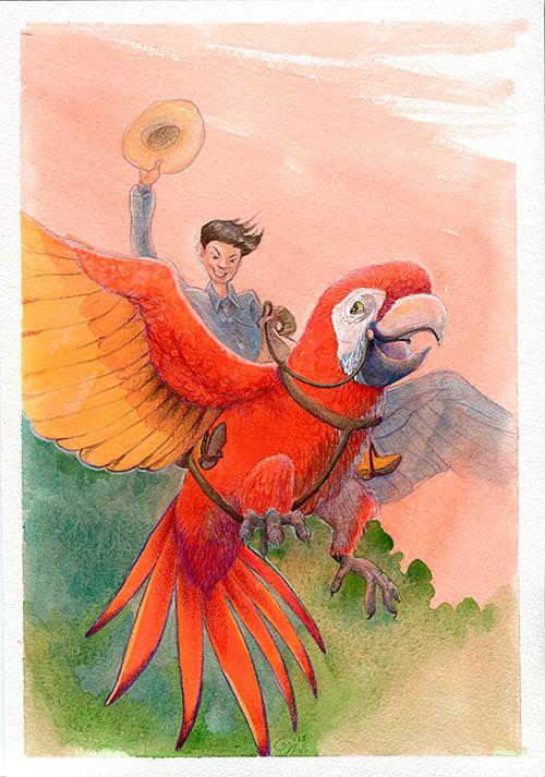 cowboy-parrot.CaseyGirard